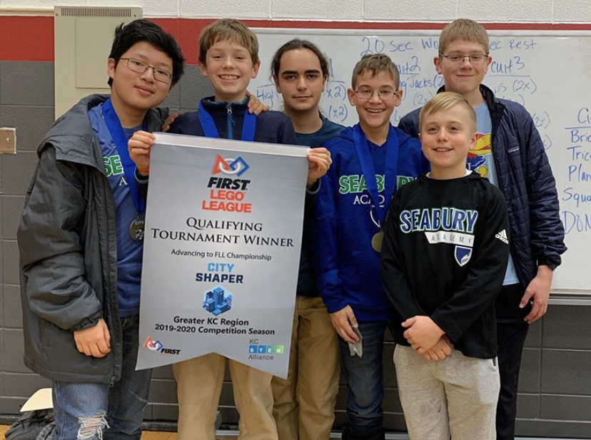 Seabury%27s+new+robotic+team+at+a+competition.+This+new+team+has+been+extremely+successful+so+far.